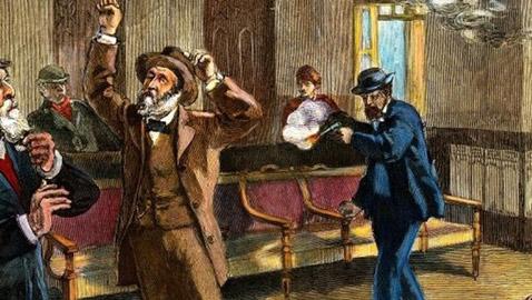 تفاصيل ووقائع عملية اغتيال رئيس أمريكي مرتين على التوالي عام 1881