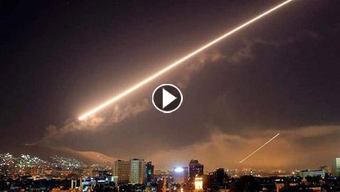 غارات إسرائيلية تستهدف مواقع إيرانية داخل الأراضي السورية