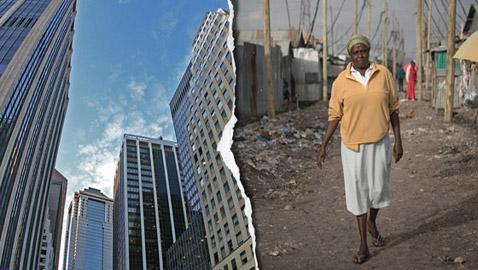 كل يومين ملياردير جديد.. إزدياد الفوارق الصارخة بين فقراء العالم وأغنيائه