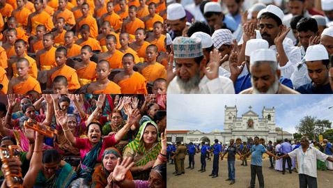 تاريخ من التوتر: تعرّفوا على المكوّنات الدينية المتعددة في سريلانكا