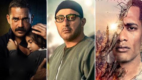 ولد الغلابة، زلزال وكلبش: مسلسلات رمضان المصرية الأكثر مشاهدة!