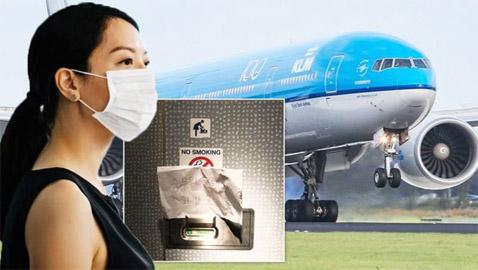 شركة طيران هولندية تعتذر رسميا بعد واقعة الحمام وفيروس كورونا!