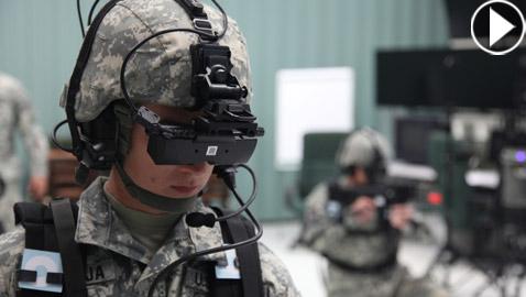 الجيش الأمريكي يستعين بالنظارات الذكية للقتال: (لا حاجة لرؤية الأعداء)!