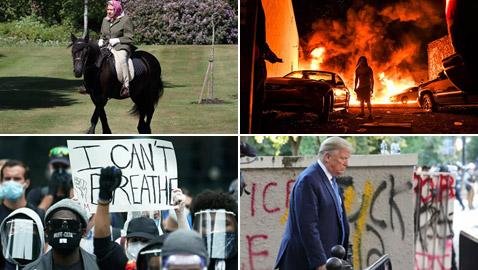 أبرز صور الأسبوع: إليكم أهم الأحداث المصورة في مختلف أنحاء العالم
