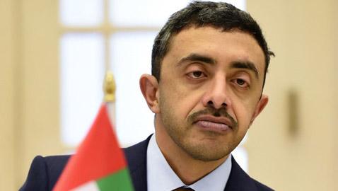 الوزير الإماراتي يغرّد باللغة العبرية مهنئا الإسرائيليين بمناسبة دينية