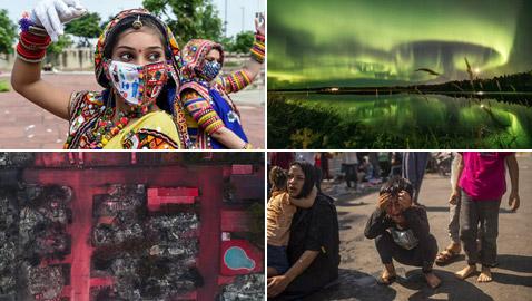 أبرز صور الأسبوع: إليكم أهم الأحداث المصورة من مختلف أنحاء العالم