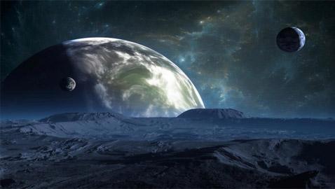 تحديد كواكب خارجية يمكن رؤية كوكب الأرض منها