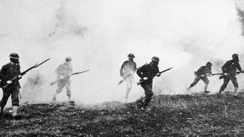 عندما استخدموا الكيماوي أول مرة.. قتل البريطانيون أنفسهم